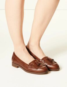 M&S Collection Tassel Loafers