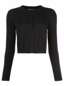 Brunello Cucinelli cropped cardigan - Black