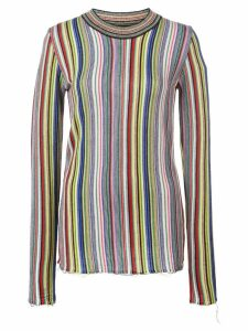 Marques'Almeida striped jumper - Multicolour