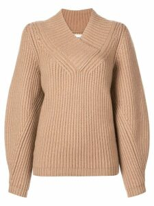 Khaite The Carlito jumper - Brown