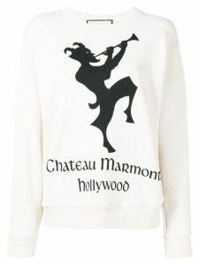 Gucci Chateau Marmont sweatshirt - White