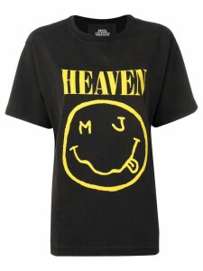 Marc Jacobs Heaven graphic print T-shirt - Black