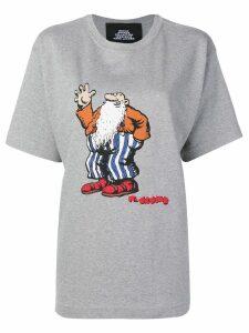 Marc Jacobs R. Crumb print T-shirt - Grey