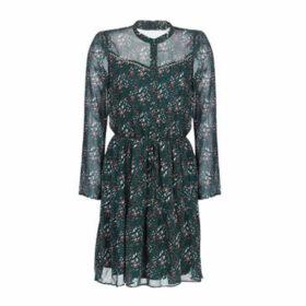 Moony Mood  JANIE  women's Dress in Green