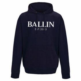 Ballin Est. 2013  Pocket Hoodie  women's Sweater in Blue