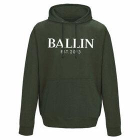 Ballin Est. 2013  Pocket Hoodie  women's Sweater in Green