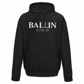 Ballin Est. 2013  Pocket Hoodie  women's Sweater in Black