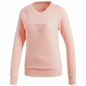 adidas  Essentials  women's Sweatshirt in Pink