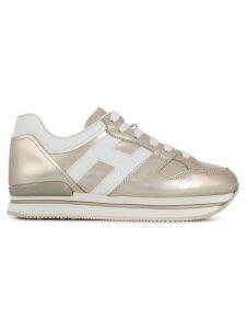 Hogan H222 sneakers - Metallic