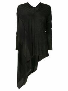 Masnada asymmetric top - Black