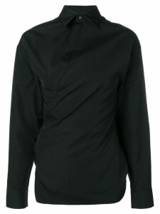 Dsquared2 wrapped front shirt - Black