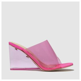 Public Desire Pink Maliboo High Heels