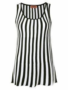 Missoni striped tank-top - Black