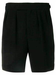 Neil Barrett classic tailored shorts - Black