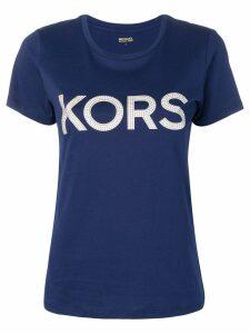 Michael Michael Kors Kors T-shirt - Blue