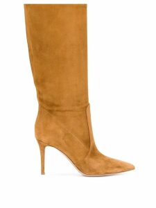 Gianvito Rossi Heather boots - Brown