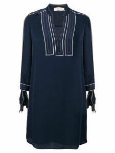 Tory Burch tunic shift dress - Blue