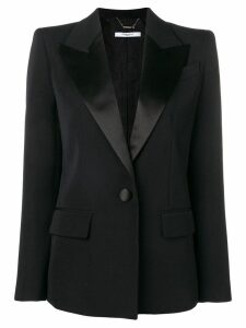 Givenchy structured shoulder blazer - Black