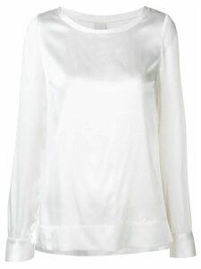 Pinko classic longsleeved blouse - White