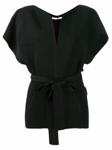 Givenchy belted blouse - Black