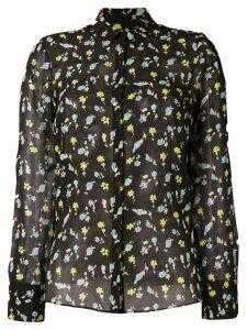 Dorothee Schumacher floral-print shirt - Black