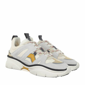 Isabel Marant Sneakers - Kindsay Sneakers White - colorful - Sneakers for ladies