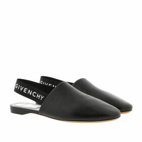 Givenchy Loafers & Slippers - Sling Back Givenchy Stars Flat Mule Black/Silver - black - Loafers & Slippers for ladies