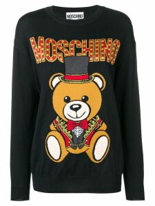 Moschino Teddy Circus sweater - Black