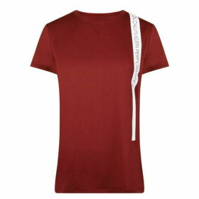 Calvin Klein Performance Slim Fit Technical T Shirt