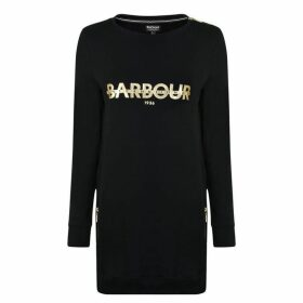 Barbour International Long Sweatshirt