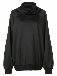 Givenchy oversized sweatshirt - Black