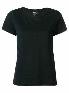 A.P.C. regular T-shirt - Blue