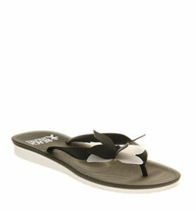 Beach Athletics Papillon BLACK WHITE PU