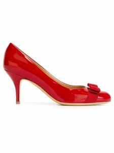 Salvatore Ferragamo 'Carla' pumps - Red