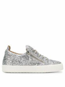 Giuseppe Zanotti May low-top sneakers - Silver