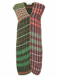 Ports 1961 checked tweed dress - Multicolour