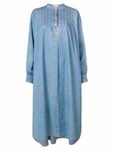 Sonia Rykiel wide fit shift dress - Blue