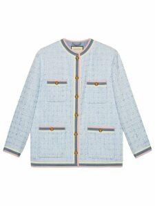Gucci Tweed jacket - Blue