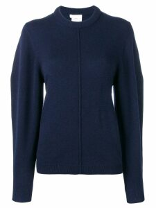 Chloé horse-detailed sweater - Blue