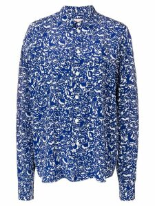 Marni all-over print shirt - Blue