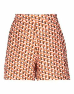 LFDL LA FABBRICA DEL LINO TROUSERS Shorts Women on YOOX.COM