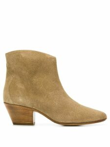 Isabel Marant Dicker boots - Brown