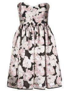 Maticevski Fandango Mini Dress - Black