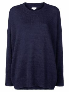 Isabel Marant Étoile oversized knit sweater - Blue