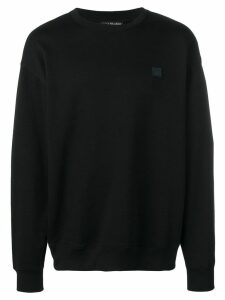 Acne Studios Oversized sweatshirt - Black