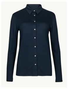 M&S Collection Jersey Shirt