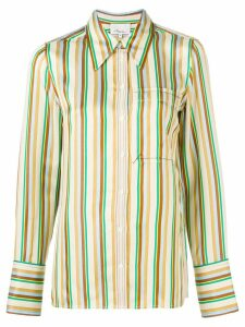 3.1 Phillip Lim stripe patterned shirt - NEUTRALS