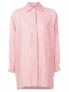 Etro striped shirt - Red