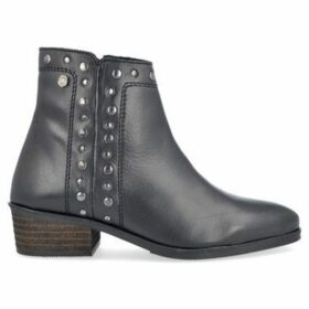 Carmela  66512 Women's Ankle Boots  women's Low Ankle Boots in Black