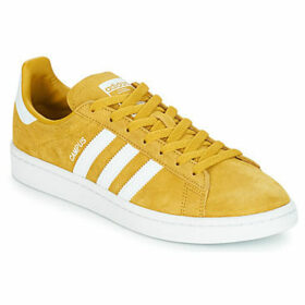 adidas  CAMPUS  women's Shoes (Trainers) in Yellow